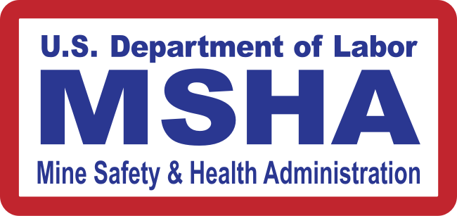 Mine Safety & Health Administration logo